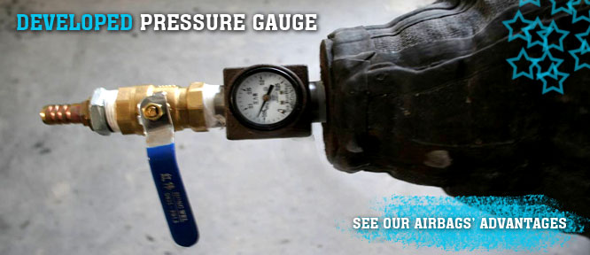 Developed Pressure Gauge
